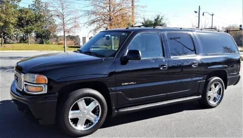 2004 GMC Yukon XL for sale at memar auto sales, inc. in Marietta GA