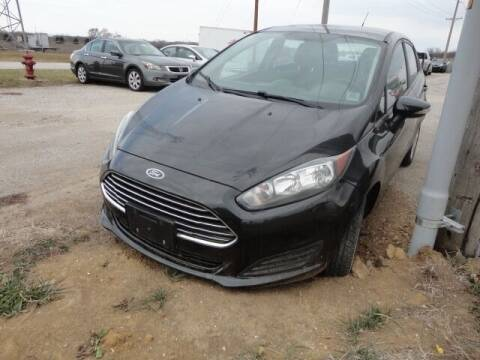 2014 Ford Fiesta for sale at Carz R Us 1 Heyworth IL in Heyworth IL