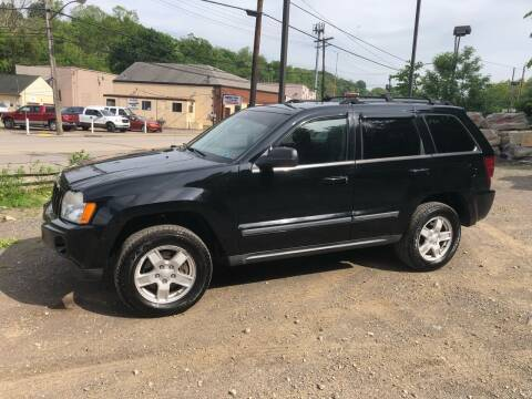 2007 Jeep Grand Cherokee for sale at Compact Cars of Pittsburgh in Pittsburgh PA