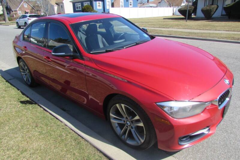 2013 BMW 3 Series for sale at First Choice Automobile in Uniondale NY