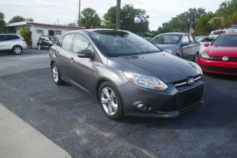 2012 Ford Focus for sale at J Linn Motors in Clearwater FL