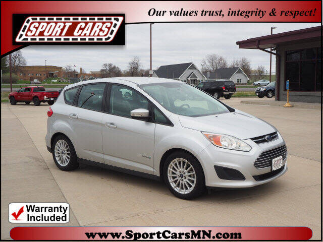 2014 Ford C-MAX Hybrid for sale at SPORT CARS in Norwood MN