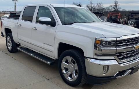 2018 Chevrolet Silverado 1500 for sale at Head Motor Company - Head Indian Motorcycle in Columbia MO
