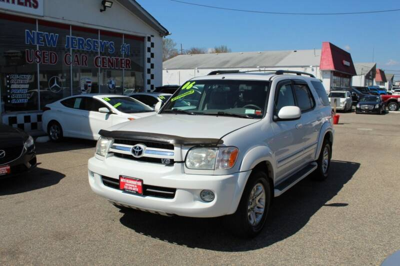 2006 Toyota Sequoia for sale at Auto Headquarters in Lakewood NJ