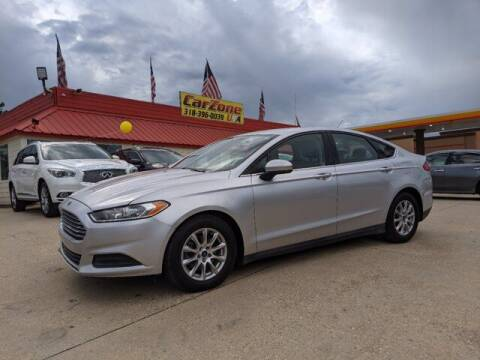 2015 Ford Fusion for sale at CarZoneUSA in West Monroe LA