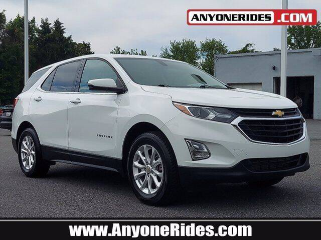 2018 Chevrolet Equinox for sale at ANYONERIDES.COM in Kingsville MD