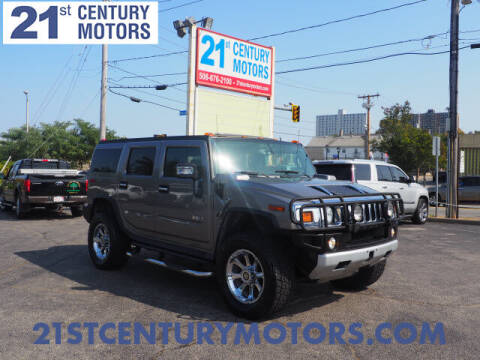 2008 HUMMER H2 for sale at 21st Century Motors in Fall River MA
