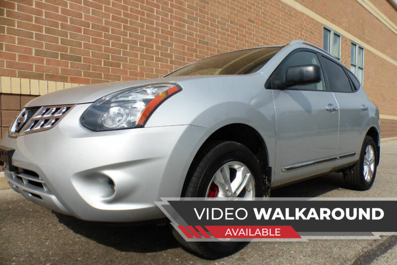 2015 Nissan Rogue Select for sale at Macomb Automotive Group in New Haven MI