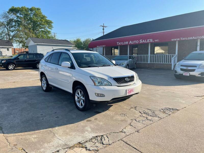 2008 Lexus RX 350 for sale at Taylor Auto Sales Inc in Lyman SC