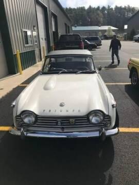 1965 Triumph TR4 for sale at Classic Car Deals in Cadillac MI