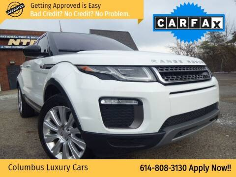 2016 Land Rover Range Rover Evoque for sale at Columbus Luxury Cars in Columbus OH