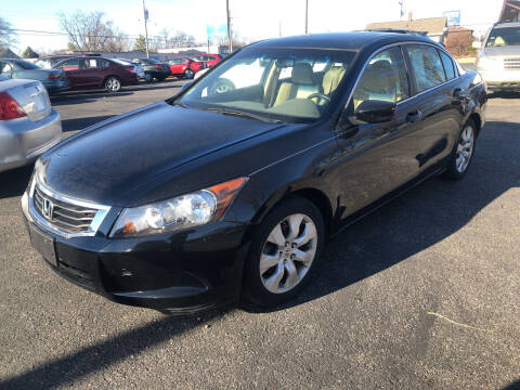 2010 Honda Accord for sale at Prospect Auto Mart in Peoria IL