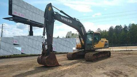 2013 Volvo EC220DL - AUX HYD for sale at Vehicle Network - Milam's Equipment Sales in Sutherlin VA