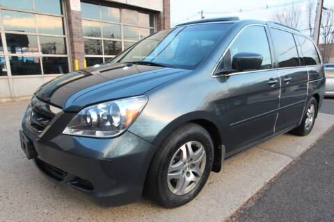 2006 Honda Odyssey for sale at AA Discount Auto Sales in Bergenfield NJ
