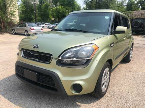 2013 Kia Soul for sale at Quality Auto Sales And Service Inc in Westchester IL