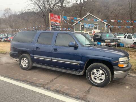 2003 Chevrolet Suburban for sale at Korz Auto Farm in Kansas City KS