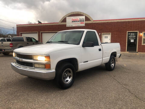 1998 Chevrolet C/K 1500 Series for sale at Family Auto Finance OKC LLC in Oklahoma City OK