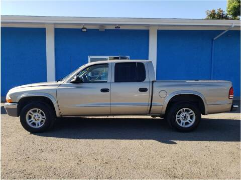 2003 Dodge Dakota for sale at Khodas Cars - buy here pay here in Gilroy, CA