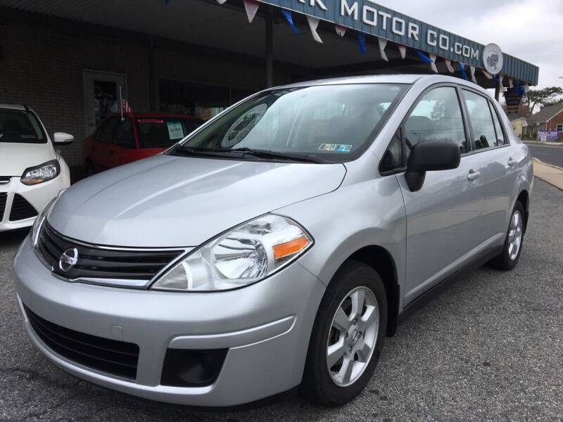 2010 Nissan Versa for sale at Berk Motor Co in Whitehall PA