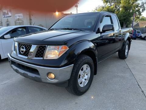 2005 Nissan Frontier for sale at T & G / Auto4wholesale in Parma OH