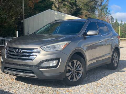 2013 Hyundai Santa Fe Sport for sale at Quality Auto of Collins in Collins MS