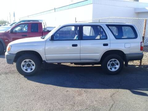 1998 Toyota 4Runner for sale at 1ST AUTO & MARINE in Apache Junction AZ