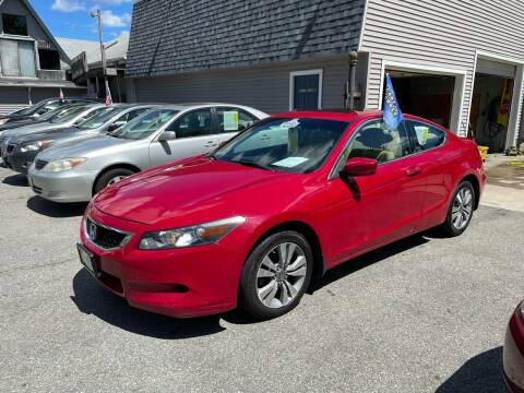 2008 Honda Accord for sale at JK & Sons Auto Sales in Westport MA