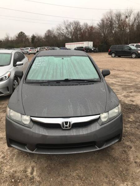 2011 Honda Civic for sale at CAR CORNER in Van Buren AR