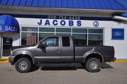 2003 Ford F-250 Super Duty for sale at Jacobs Ford in Saint Paul NE