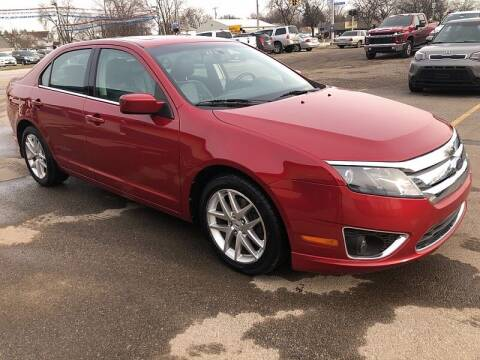 2010 Ford Fusion for sale at CItywide Auto Credit in Oregon OH