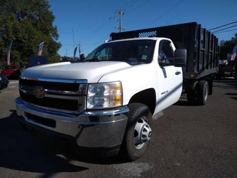2014 Chevrolet Silverado 3500HD for sale at P J McCafferty Inc in Langhorne PA