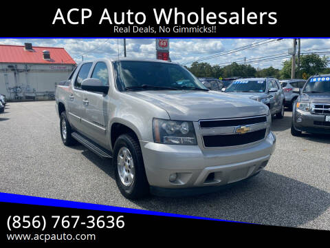 2008 Chevrolet Avalanche for sale at ACP Auto Wholesalers in Berlin NJ