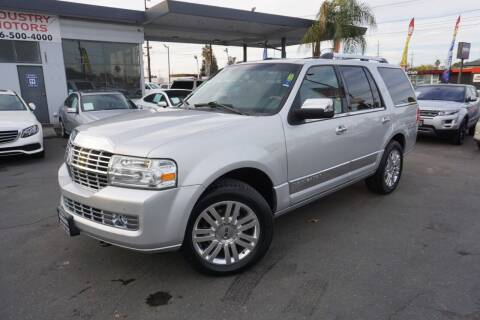 2011 Lincoln Navigator for sale at Industry Motors in Sacramento CA