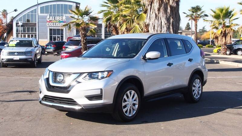 2020 Nissan Rogue for sale at Okaidi Auto Sales in Sacramento CA