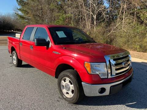 2012 Ford F-150 for sale at William D Auto Sales in Norcross GA