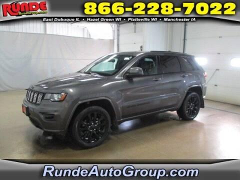 2018 Jeep Grand Cherokee for sale at Runde PreDriven in Hazel Green WI