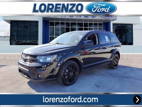 2018 Dodge Journey for sale at Lorenzo Ford in Homestead FL
