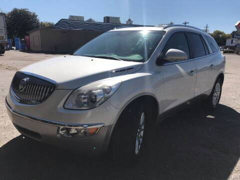 2012 Buick Enclave for sale at Cherry Motors in Greenville SC