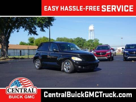 2001 Chrysler PT Cruiser for sale at Central Buick GMC in Winter Haven FL