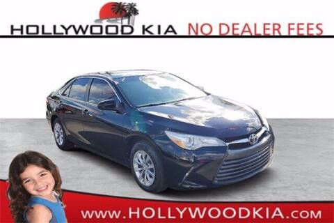 2016 Toyota Camry for sale at JumboAutoGroup.com in Hollywood FL
