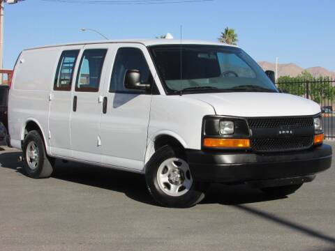 2006 Chevrolet Express Cargo for sale at Best Auto Buy in Las Vegas NV