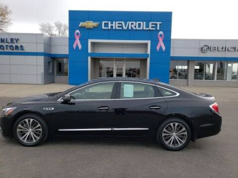 2017 Buick LaCrosse for sale at Finley Motors in Finley ND