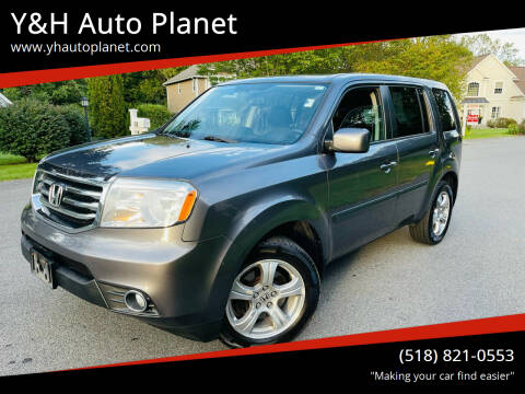 2014 Honda Pilot for sale at Y&H Auto Planet in West Sand Lake NY