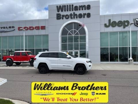 2019 Jeep Grand Cherokee for sale at Williams Brothers - Pre-Owned Monroe in Monroe MI