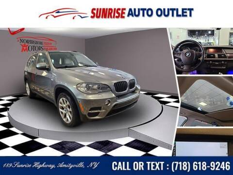 2012 BMW X5 for sale at Sunrise Auto Outlet in Amityville NY