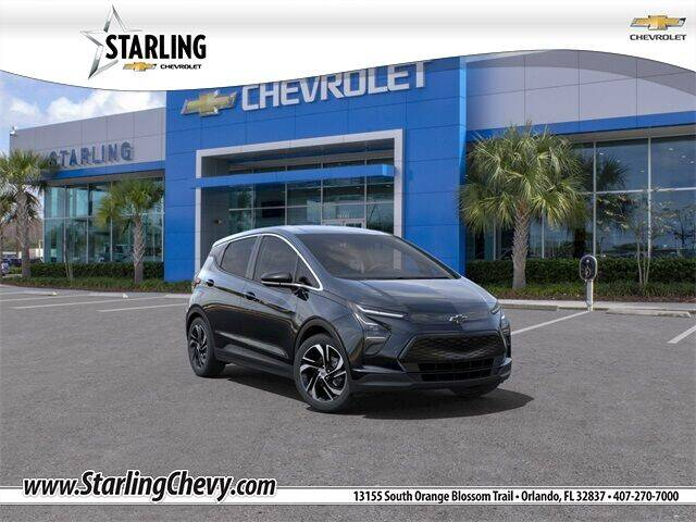 2022 Chevrolet Bolt EV for sale in Orlando, FL