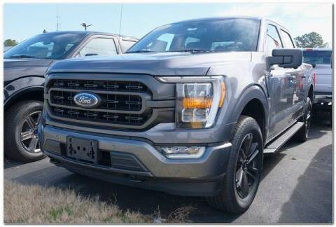 2021 Ford F-150 for sale at WHITE MOTORS INC in Roanoke Rapids NC