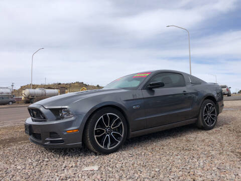 2014 Ford Mustang for sale at 1st Quality Motors LLC in Gallup NM
