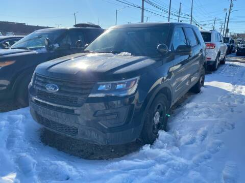 2016 Ford Explorer for sale at M-97 Auto Dealer in Roseville MI