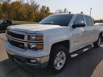 2014 Chevrolet Silverado 1500 for sale at Pro Auto Sales and Service in Ortonville MN